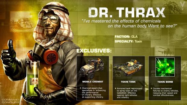 C&C Dr. Thrax