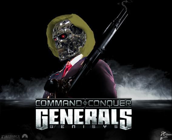 C&C Generals: Genisys