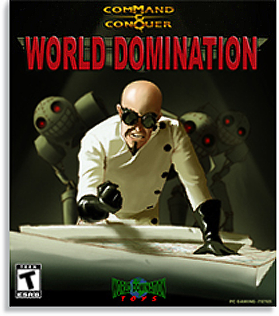 Dr. Steel's Command and Conquer: WORLD DOMINATION