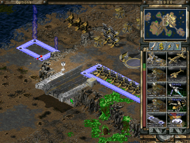 Firestorm Defence (snapshot1)