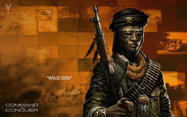 GLA Wild Dog