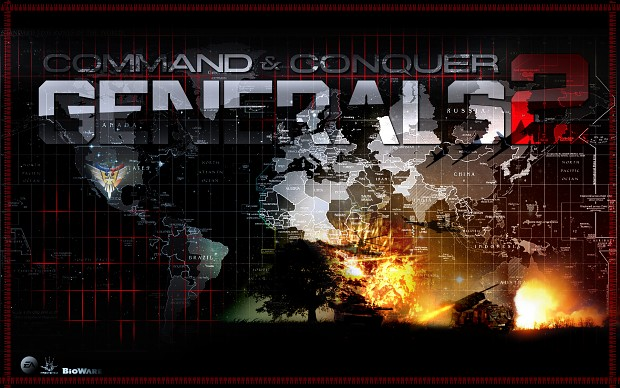 Generals 2 Wallpaper