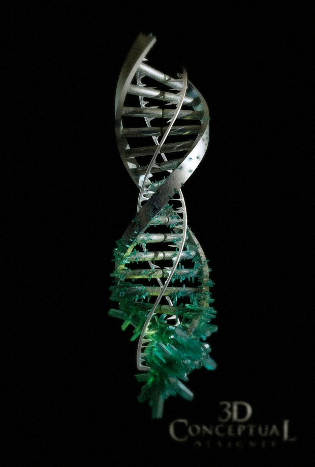Tiberium on DNA
