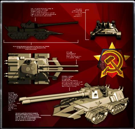 Apocalypse Tank Blueprint