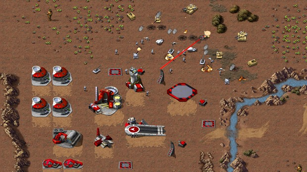 C&C Remaster - Screenshot