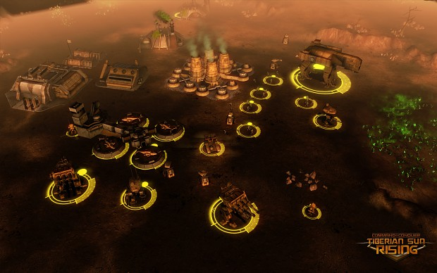 The Second Tiberium War.