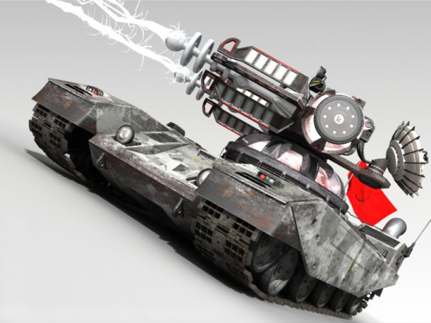 Tesla Tank RA2