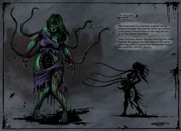 The Breeder image - Left 4 Dead Concept Art Contest - Mod DB