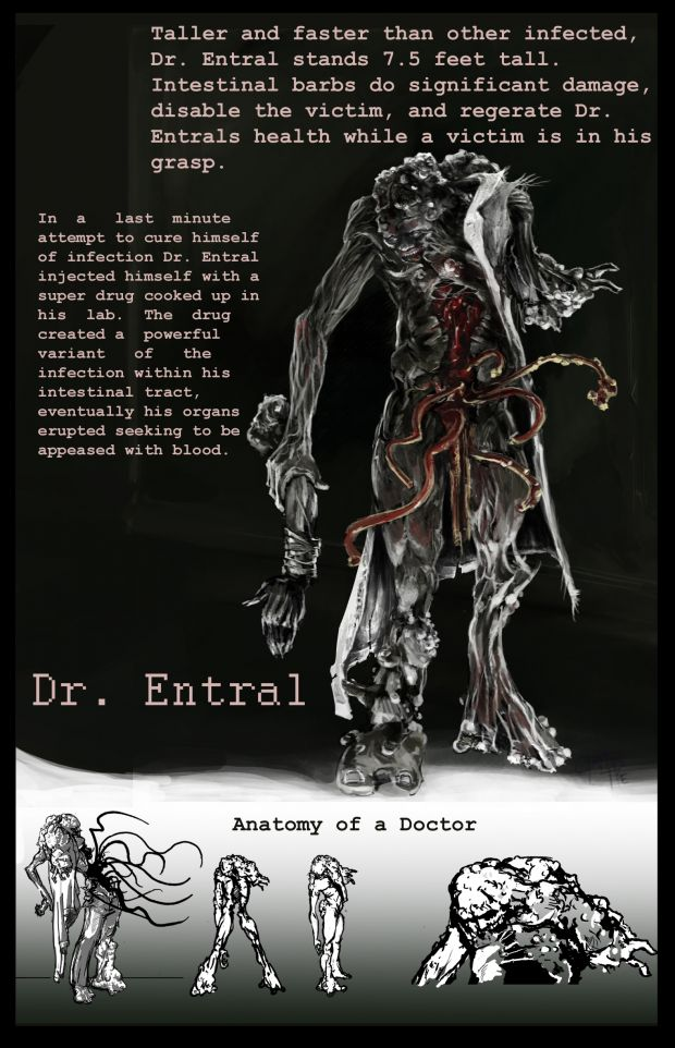 dr  entral image - left 4 dead concept art contest