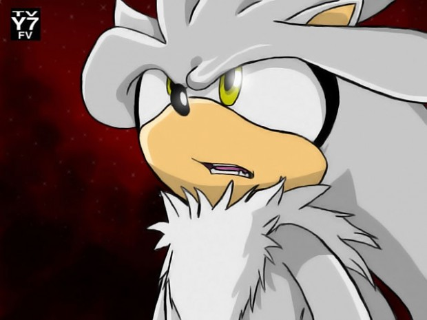 Silver In Sonic X!