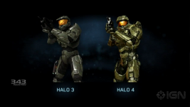 Halo 4 Changes