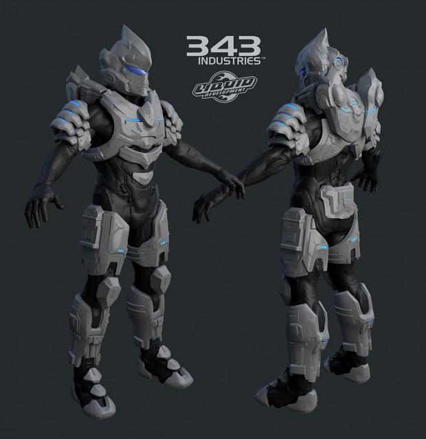 Hayabusa Halo 4
