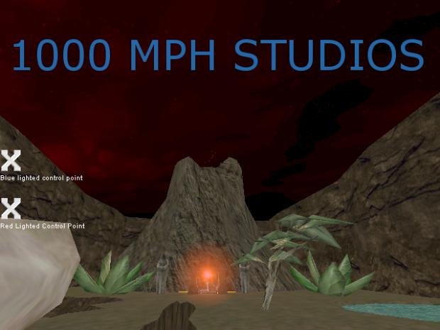 1000 Mph studios promotional logo