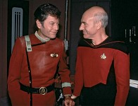 McCoy and Picard