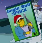 Jingle Bell Spock