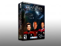 Star Trek Final Generation PC Game Box Art