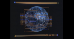Star Wars Reference in Voyager?