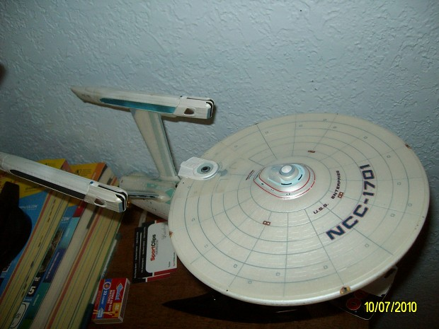 Enterprise 1701 (Refit) Model