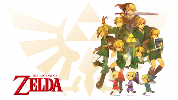 Zelda - Wallpaper
