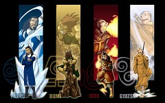Avatar The Last Air-bender - oldies