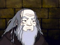 Iroh - wise man