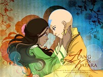 Katara & Aang - eternal love