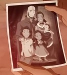 Aang's family