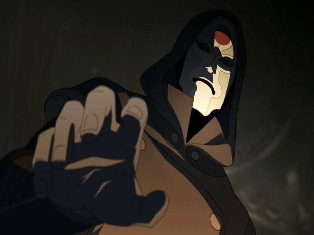 Amon - blood-bender :D