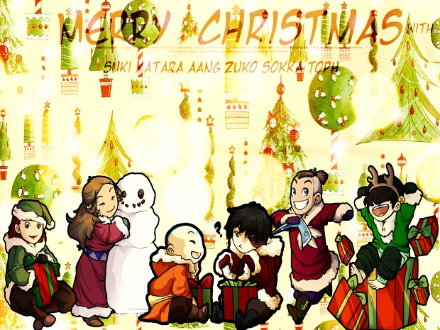 Avatar - Merry Christmas