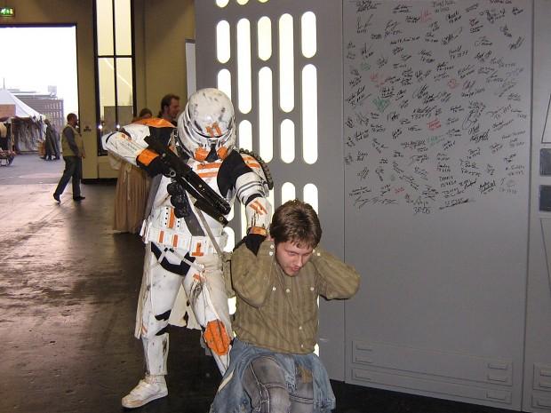 Trooper brutality