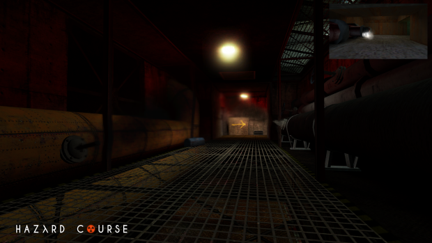 Black Mesa: Hazard Course - Steam Room