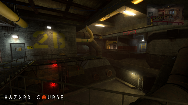 Black Mesa: Hazard Course - Transition 2