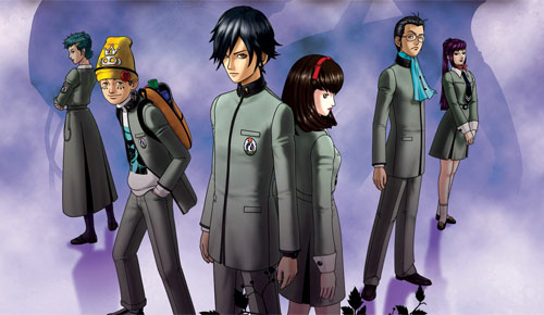 Persona 1 characters