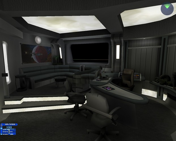 Captain's Ready Room
