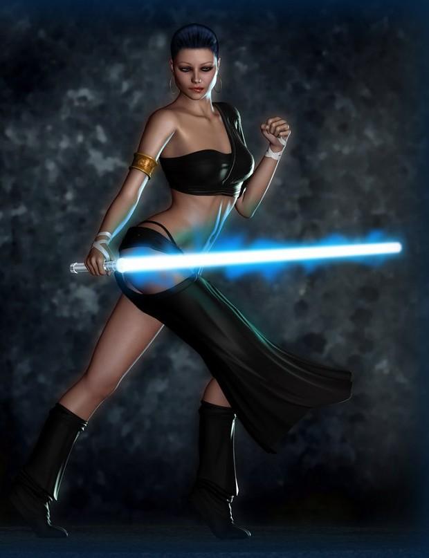 Jedi Chick