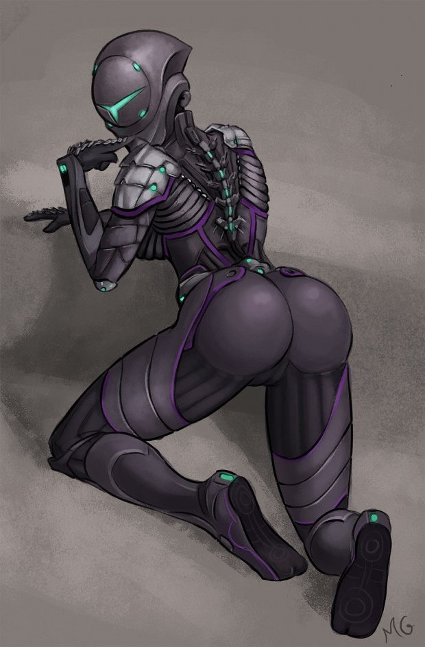 The ONLY reason you'd play as Vanu in PlanetSide 2