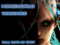 Homeworld Vengeance Coverart
