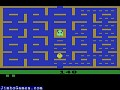 Pac-Man Atari Gameplay