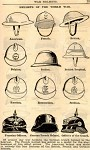 Helmets of the Great War