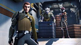 Star Wars Rebels - screenshot