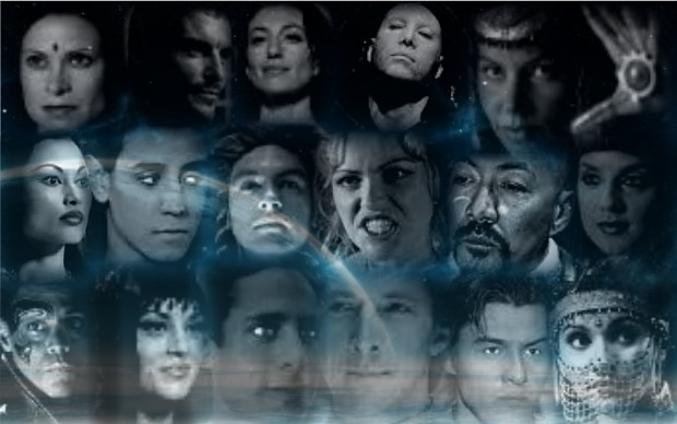 Goa'uld System lords