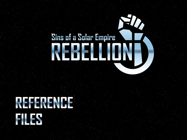 Rebellion Reference Files