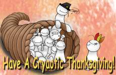Thanksgiving Cry