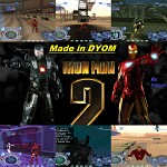 Ironman 2 The Game(DYOM)