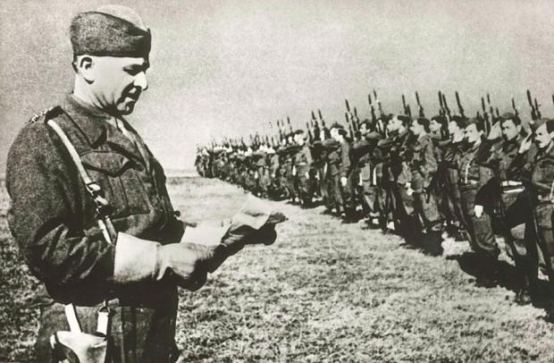 Ludvík Svoboda - bitva u Sokolova