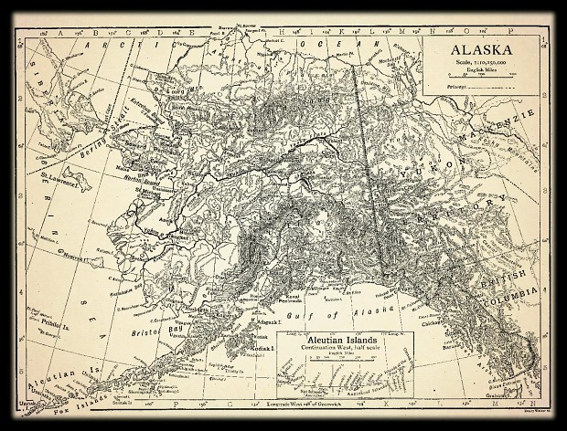 Operation: Anchorage Map