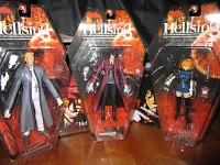 Hellsing figures