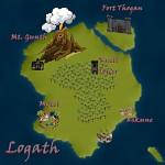 Map of Logath
