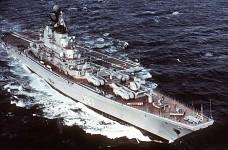 Kiev Class Aircraft Carrier