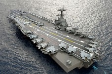 Kennedy Class Aircraft Carrier